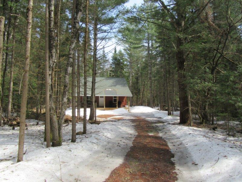 Adirondack Hunting Cabin for sale Duane NY