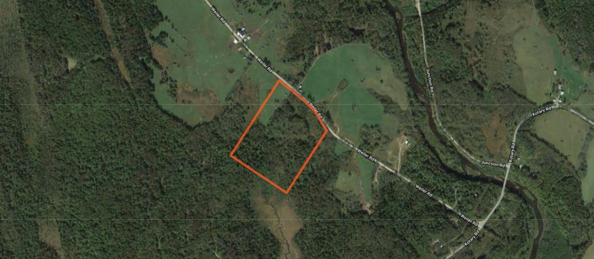 ATV/Snowmobile Land & Cabin for sale Tug Hill NY