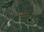Map Land and Cabin for sale adirondacks
