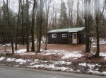 2 Hunting Cabin with Road Frontage