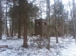 3 Tree Stand for hunting