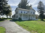 70 acres Land and Farmhouse Parish NY