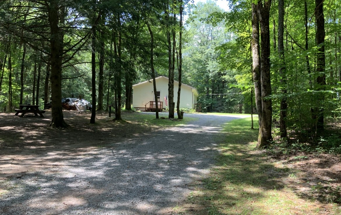 199 acre Country Home with Waterfront Family Campground for sale in Tug Hill Region!
