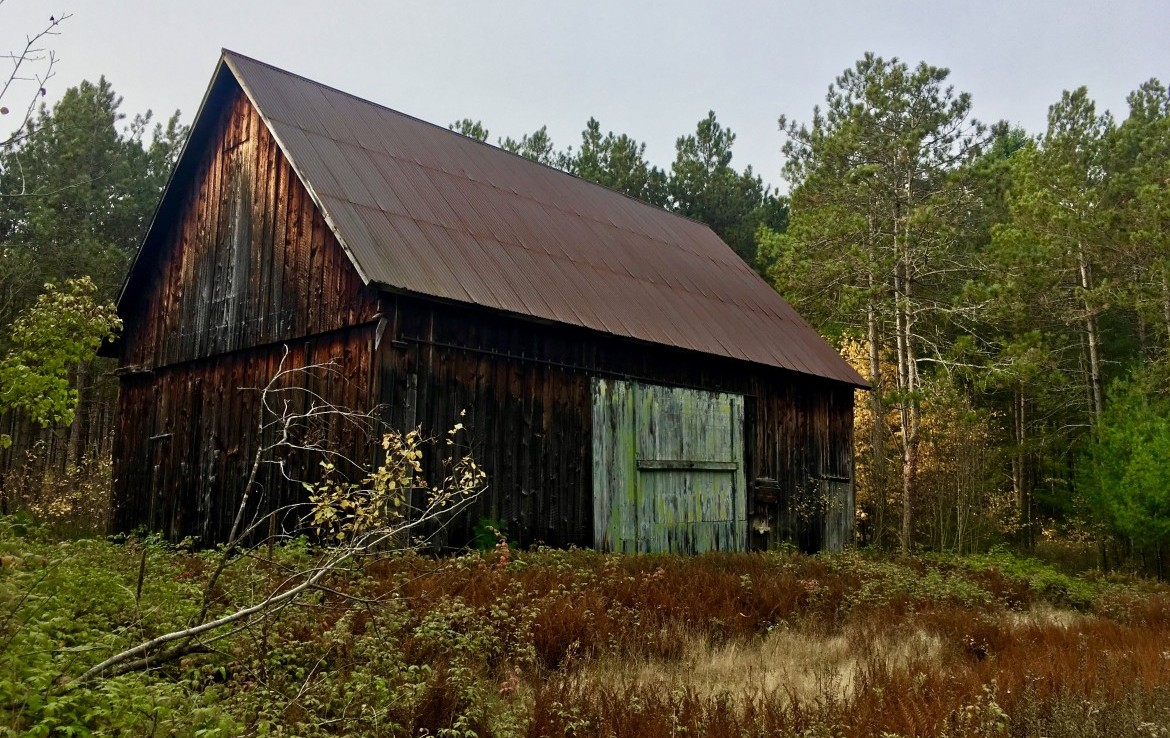 Old Rustic Barn.