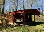 1.3 acre Hunting Snowmobile and ATV Camp Williamstown NY