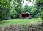 13 acre Camp bordering Winona State Forest