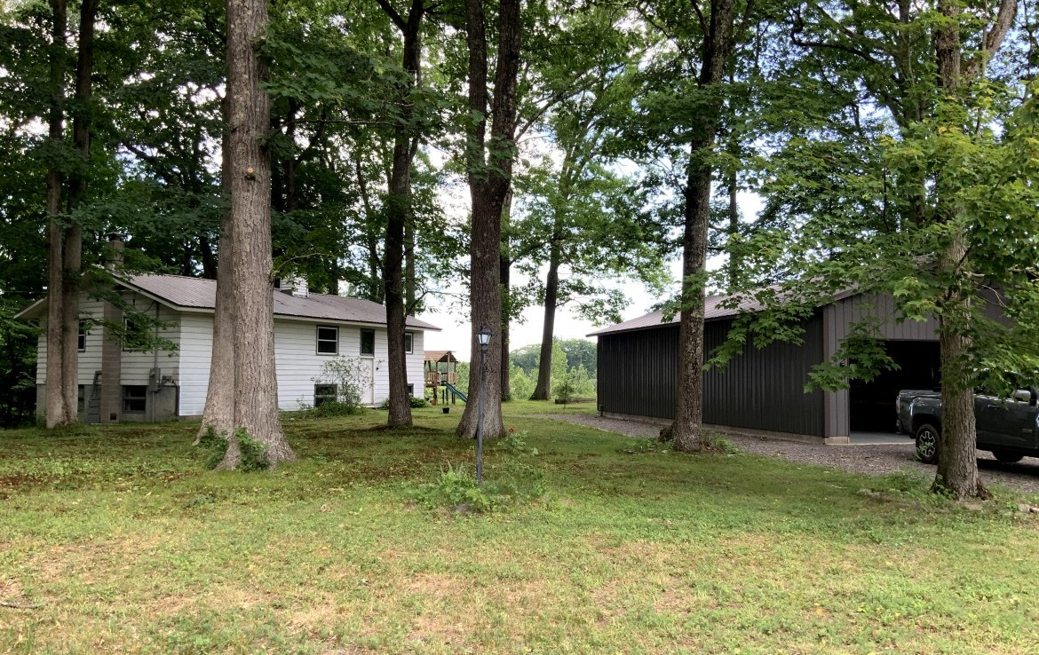 8 acres Waterfront Land on Fish Creek in Blossvale, NY!