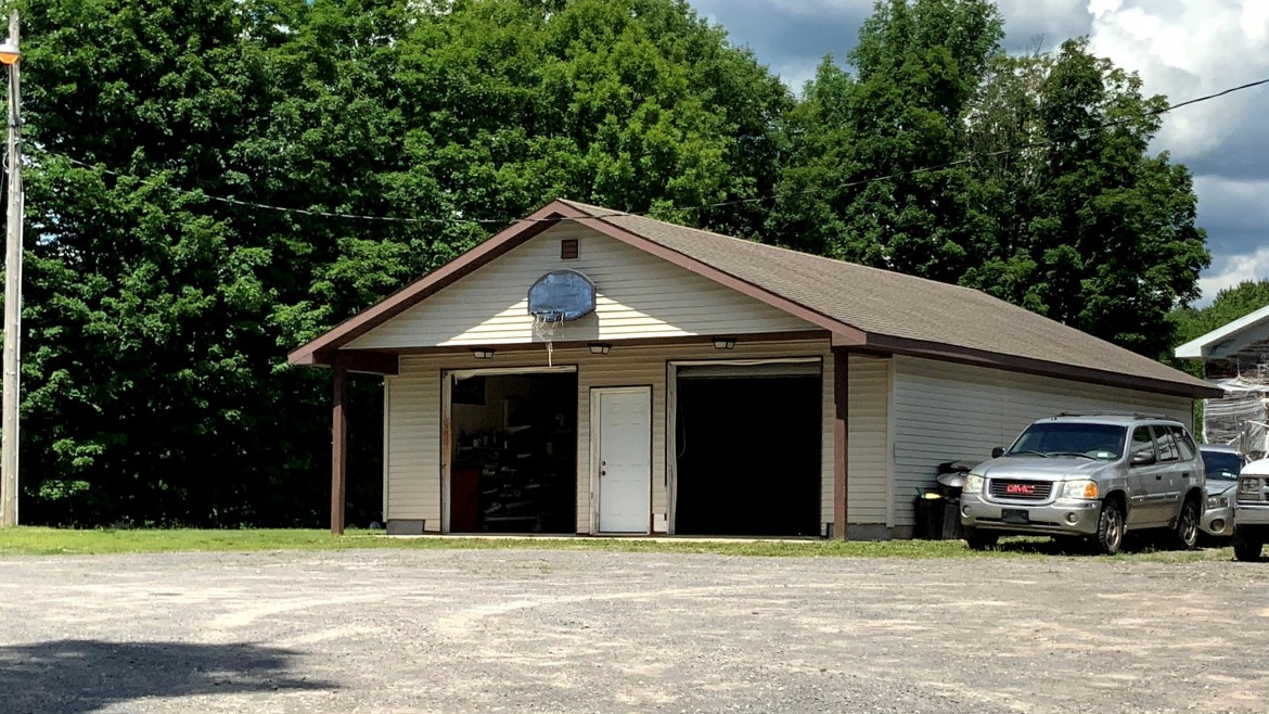 Half Acre with Tug Hill Garage Florence NY