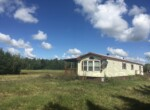 82 acre Hunting Land For Sale With Remolded Mobile Home, Dickinson, NY