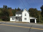2,232 Sq Ft Village House For Sale, Star Lake, NY!