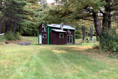 53 acres Secluded Hunting Camp Grafton NY