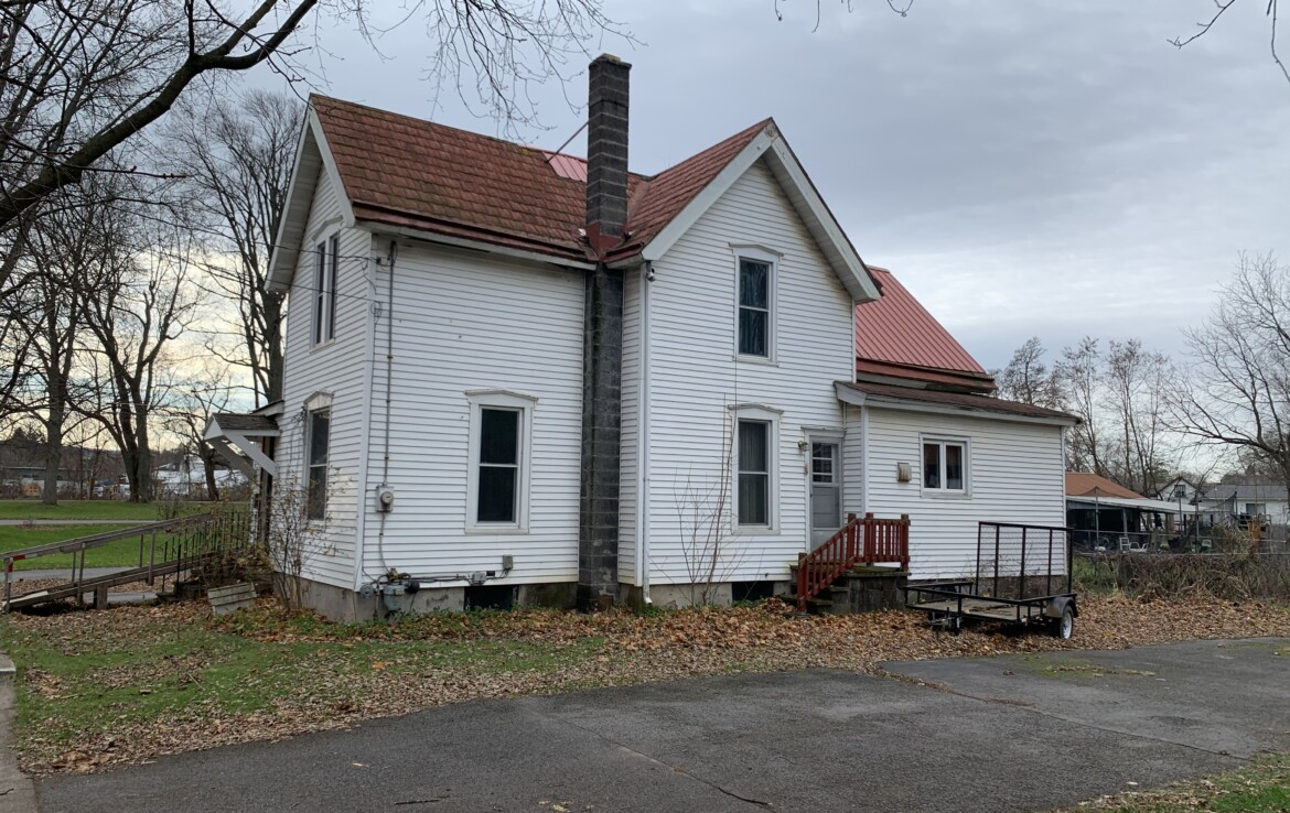 Charming Village Home For Sale Canastota NY