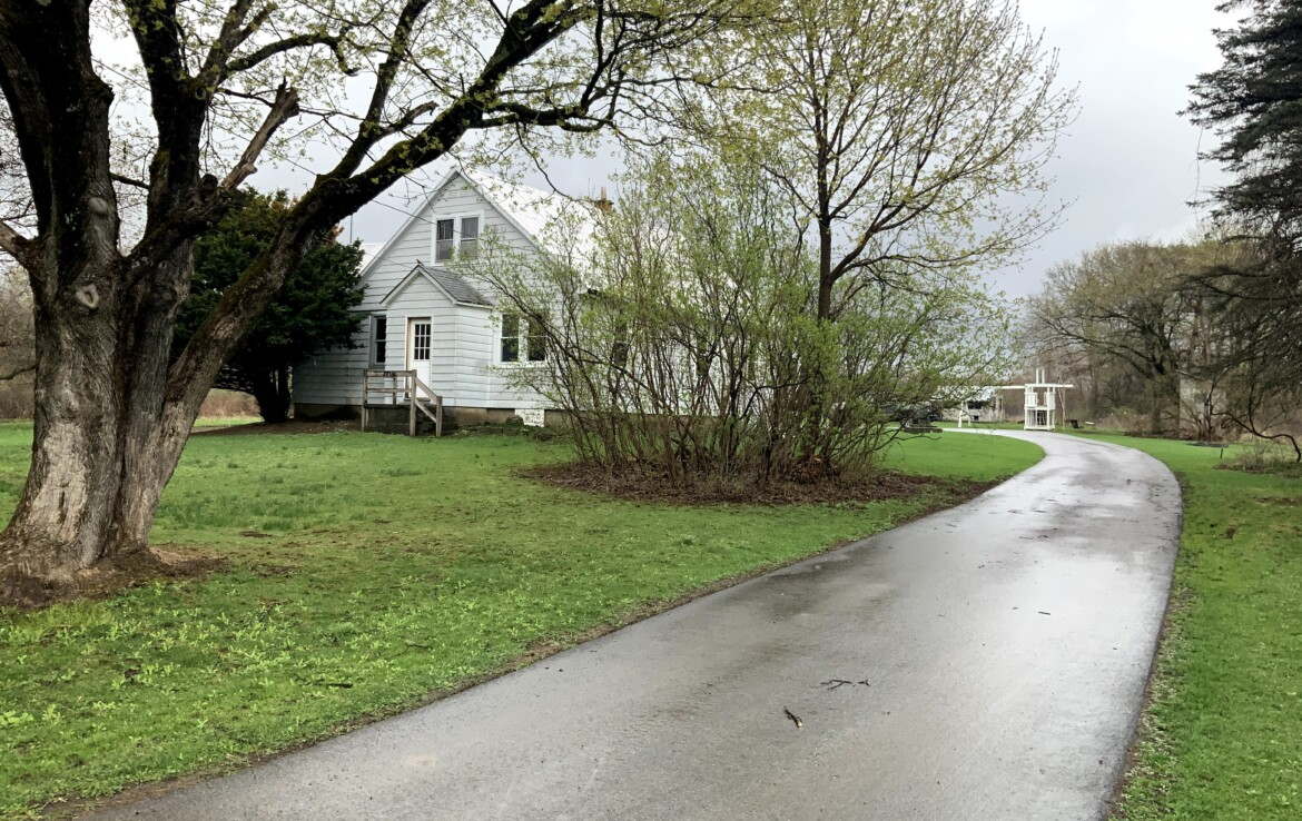 4 acre Land for Sale with 3 Bedroom Off-Grid Home, Floyd, NY!