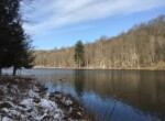 19 acres Recreational Waterfront Land for Sale in Hermon, NY!