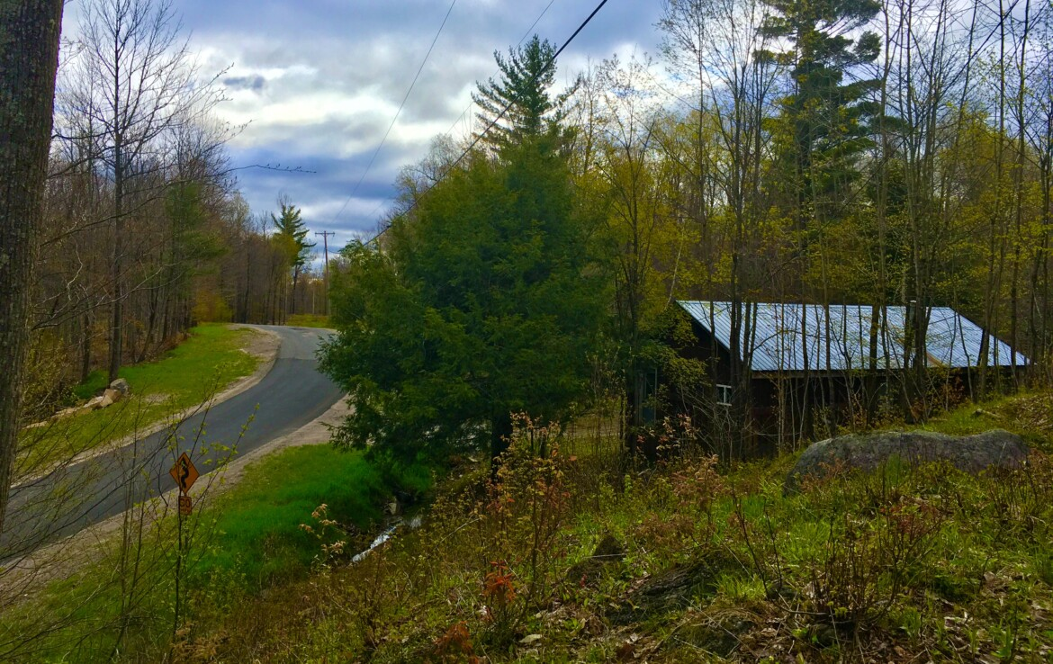 160 acres with Hunting Cabin Russell NY