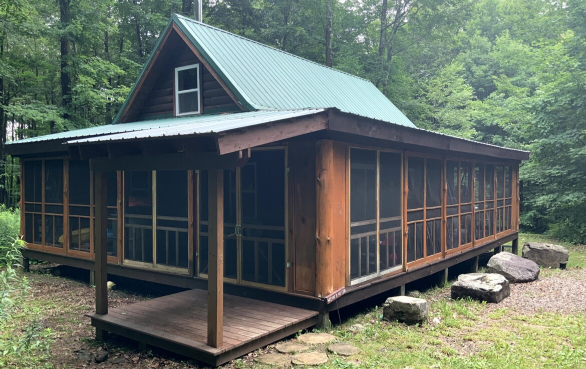 10 acre Land and Cabin Near Redfield Reservoir Redfield NY
